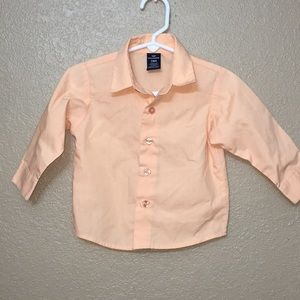 Dockers long sleeve button down 24 months